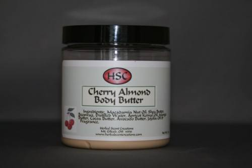 Cherry Almond Body Butter