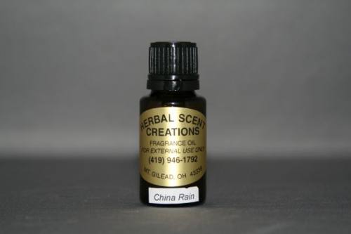 China Rain Fragrance Oil