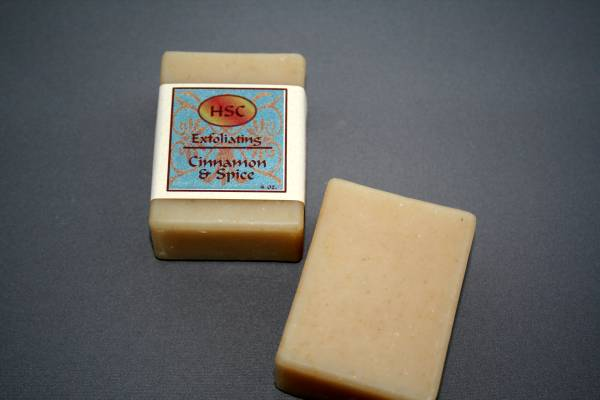 Cinnamon & Spice Worker Soap