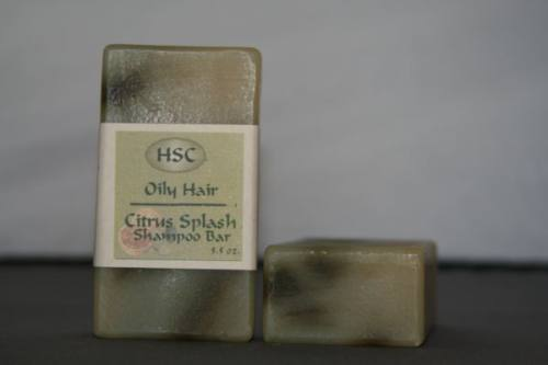 Citrus Splash Shampoo Bar