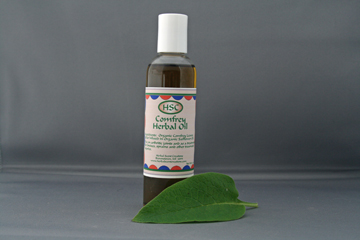 Comfrey Herbal Oil