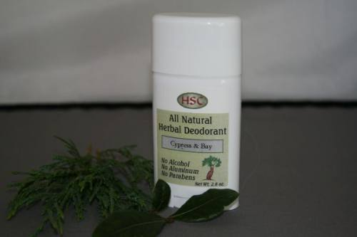 Cypress & Bay Herbal Deodorant