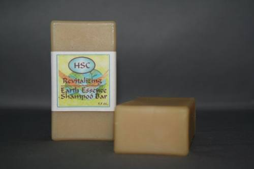 Earth Essence Shampoo Bar