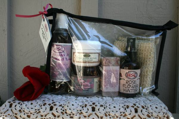 Facial Care Pack - Combination/Dry Skin