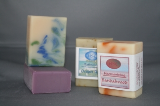 Fine Fragranced Soap