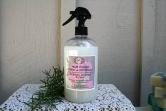 Geranium, Rosemary & Clove Cleaner & Disinfectant