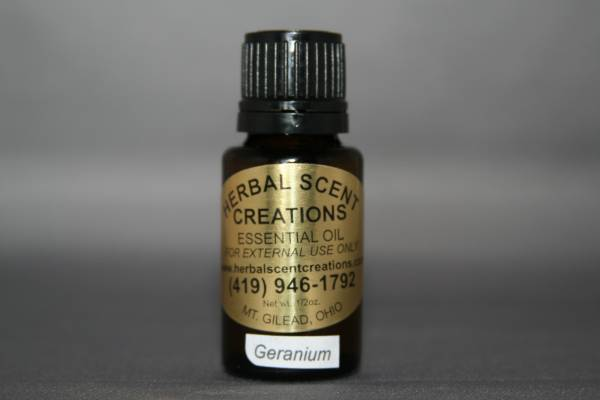 Geranium, Egyptian Rose Essential Oil
