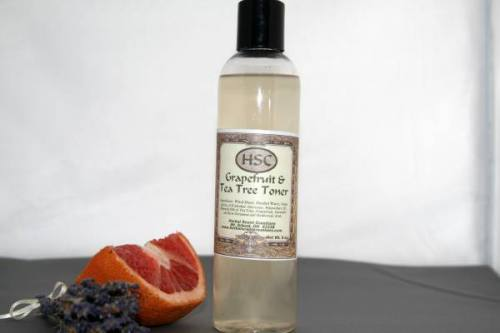 Grapefruit & Tea Tree Toner