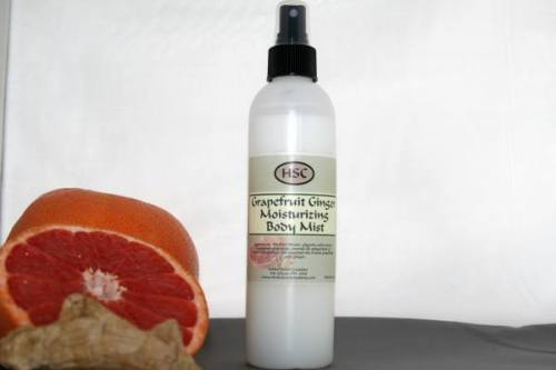 Grapefruit Ginger Body Mist