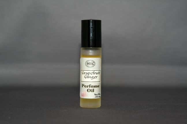 Grapefruit & Ginger Perfume Oil