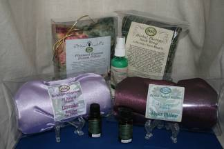 Herbal Pillows & Wraps
