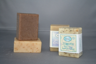 Herbal All Natural Soap