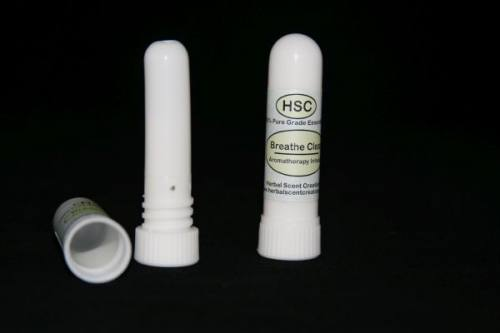 Breathe Clear Aromatherapy Inhaler
