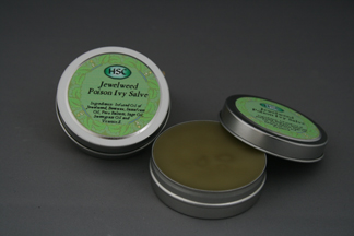 Jewelweed Poison Ivy Salve