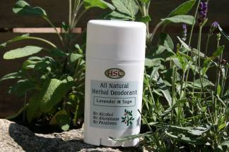 Lavender & Sage Herbal Deodorant