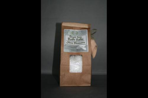 Olive Blossom Dead Sea Bath Salts