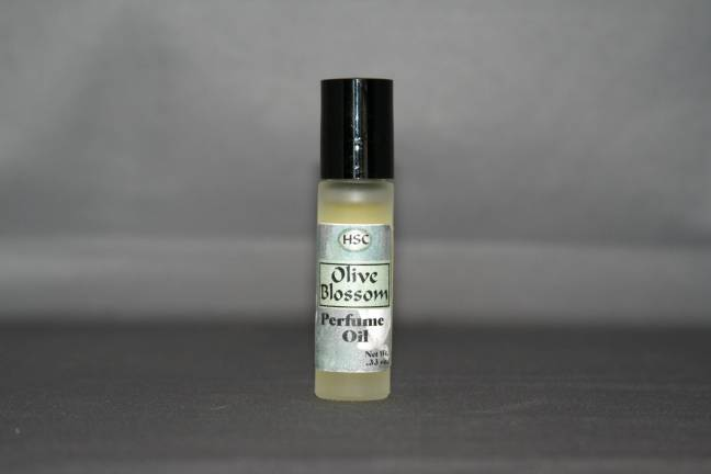 Olive Blossom Perfume Oil