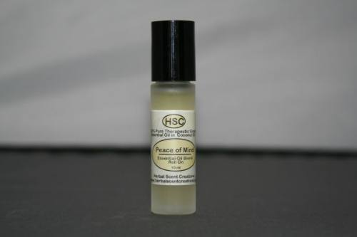 Peace of Mind Essential Oil Blend Roll-On