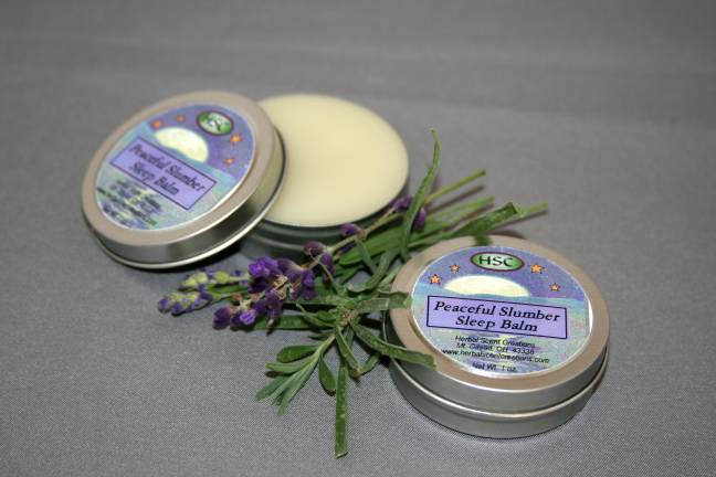 Peaceful Slumber Sleep Balm
