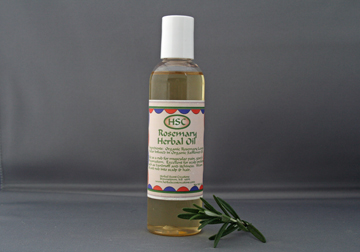 Rosemary Herbal Oil