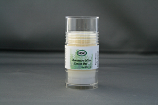 Rosemary Mint Lotion Bar