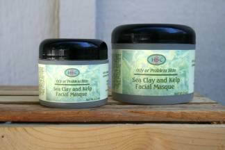 Sea Clay & Kelp Facial Masque