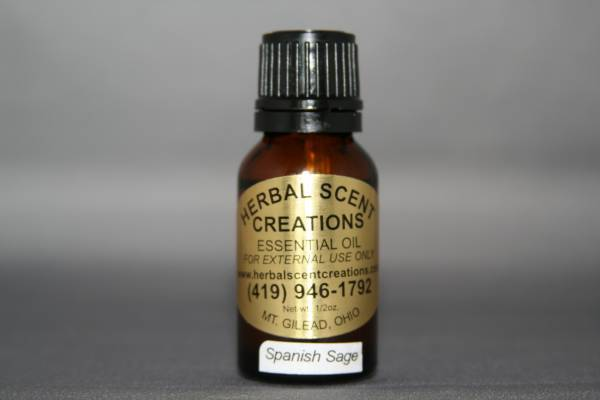 Spanish Sage Essential Oil