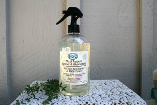 Tea Tree, Lemongrass & Thyme Cleaner & Disinfectant